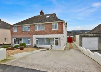 4 bed semi-detached house for sale in Crossway, Plymouth, Devon PL7