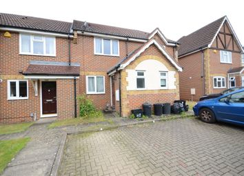 Thumbnail 2 bed terraced house for sale in Blackthorn Close, Earley, Reading