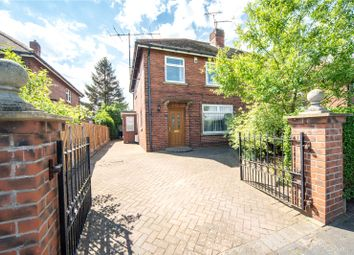 Thumbnail 3 bedroom semi-detached house for sale in Long Edge Lane, Doncaster
