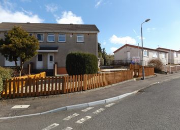Thumbnail 3 bed semi-detached house for sale in Broomhill Quad, Kilmarnock