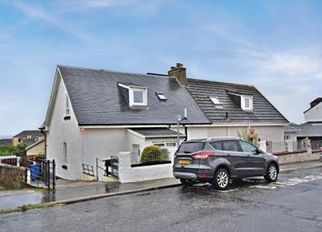 Thumbnail 3 bed semi-detached house for sale in Parkend Cottage, Saltcoats, North Ayrshire