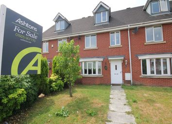 Thumbnail 3 bed terraced house for sale in Sanderling Road, Newton-Le-Willows