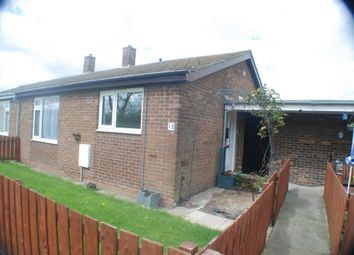 Thumbnail 2 bed bungalow to rent in Garesfield Gardens, Burnopfield