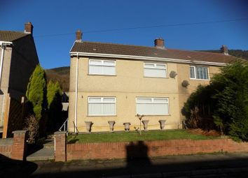Thumbnail 3 bed semi-detached house for sale in Heol Tabor, Cwmavon, Port Talbot, Neath Port Talbot.