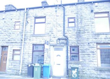 Thumbnail 2 bed terraced house to rent in Rostrons Buildings, Rossendale