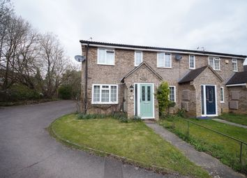 Thumbnail 3 bed end terrace house for sale in Oakwood, Chineham