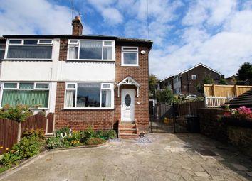 Thumbnail 3 bed semi-detached house for sale in Vesper Gate Crescent, Kirkstall
