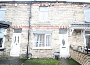 Thumbnail 3 bed terraced house for sale in Percy Street, Crook