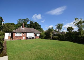 Thumbnail 3 bed detached bungalow for sale in Church Road, Binstead, Ryde