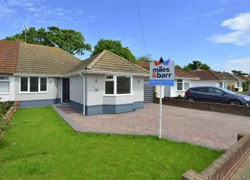Thumbnail 2 bed semi-detached bungalow for sale in Ursuline Drive, Westgate-On-Sea