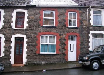 Thumbnail 3 bed terraced house for sale in Upton Street, Porth