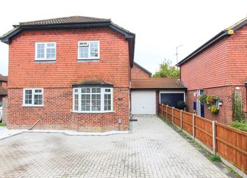 4 bed detached house for sale in Clover Lane, Yateley, Hampshire GU46