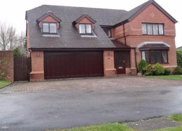 Thumbnail 4 bed detached house to rent in The Drive, Fulwood, Preston
