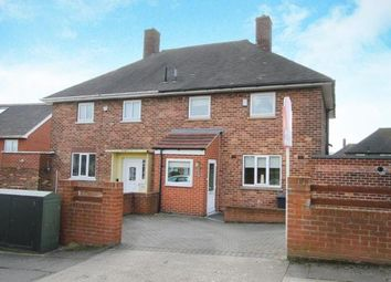 Thumbnail Semi-detached house for sale in Handsworth Grange Crescent, Sheffield, South Yorkshire