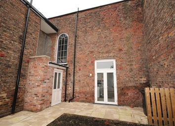 Thumbnail 1 bed flat to rent in Derwent Court, Main Street, Wressle, Selby
