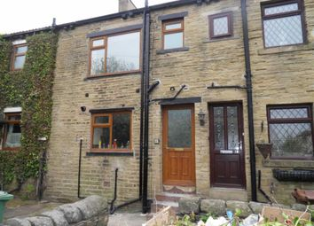 Thumbnail 2 bed terraced house to rent in Greentop, Pudsey, West Yorkshire