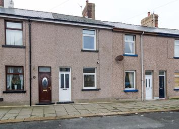Thumbnail 2 bed terraced house for sale in Gatacre Street, Walney, Barrow-In-Furness