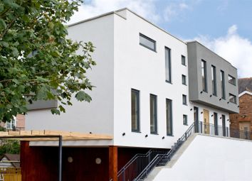 Thumbnail 3 bedroom flat for sale in Holstein Avenue, Weybridge