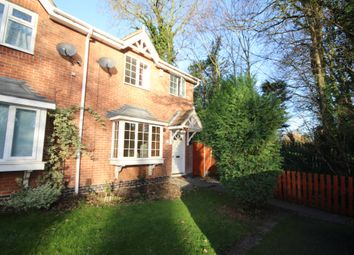 Thumbnail 3 bed semi-detached house to rent in Frampton Gardens, Littleover, Derby