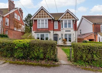 Thumbnail 4 bed flat for sale in Yorke Road, Reigate, Surrey