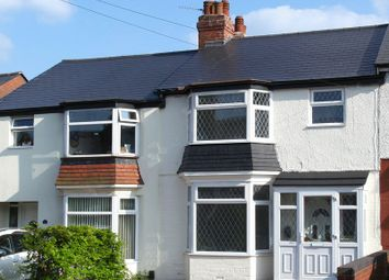 Thumbnail 3 bed terraced house for sale in Lovely Property! Aubrey Rd, Harborne - 3 Bedrooms, 2 Receptions, Conservatory, Parking