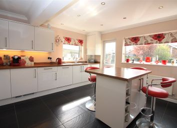 Thumbnail 4 bedroom detached bungalow for sale in Chegworth Gardens, Tunstall, Sittingbourne