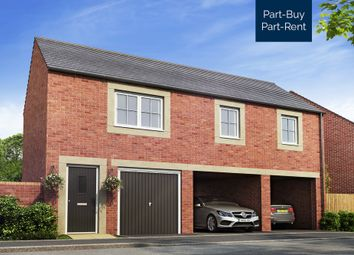 "Thumbnail 2 bedroom flat for sale in ""Whitewell"" at Mitton Road, Whalley, Clitheroe"