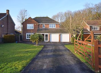 4 bed detached house for sale in Weathermore Lane, Four Marks, Alton GU34