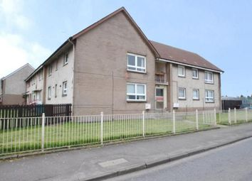 Thumbnail 2 bedroom flat for sale in Kelvin Road, Bellshill, North Lanarkshire