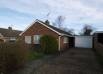 Thumbnail 3 bedroom bungalow for sale in Meadow Rise Avenue, Golden Triangle, Norwich