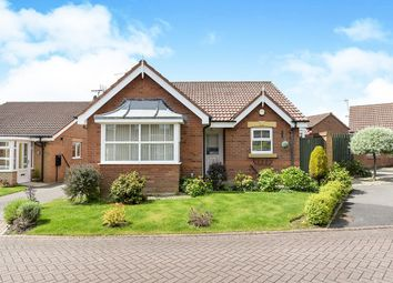 Thumbnail 3 bed bungalow for sale in Ullswater Avenue, Bridlington