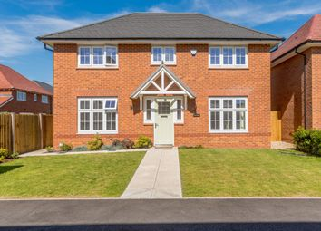 Thumbnail 4 bed detached house for sale in Rosewood Close, Ellesmere Port, Cheshire West And Chester