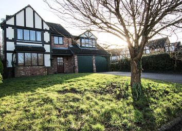 Thumbnail 4 bed detached house for sale in Bloomsfield, Burwell