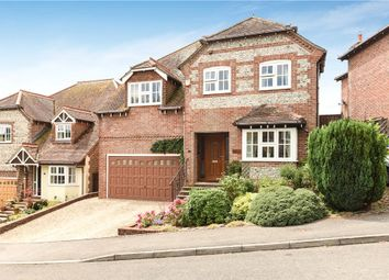 Thumbnail 5 bed detached house for sale in Huntley Down, Milborne St. Andrew, Blandford Forum, Dorset