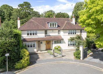Thumbnail 6 bed detached house for sale in Lancaster Gardens, Wimbledon Village