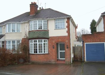 Thumbnail 3 bed semi-detached house to rent in Fairview Road, Penn, Wolverhampton