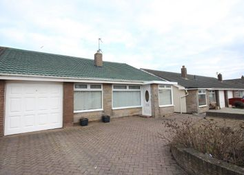 Thumbnail 3 bed semi-detached bungalow for sale in Bentham Avenue, Fleetwood
