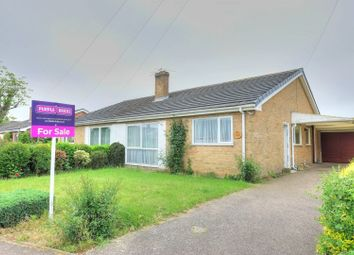 Thumbnail 2 bed semi-detached bungalow for sale in Park Drive, Norwich