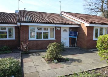 Thumbnail 1 bed bungalow for sale in Lomas Close, Burnage, Manchester