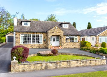 Thumbnail 4 bed detached bungalow for sale in The Fairway, Leeds, West Yorkshire