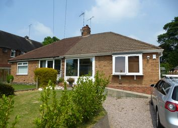 Thumbnail 3 bed bungalow to rent in Sandbach Road South, Alsager, Stoke -On-Trent