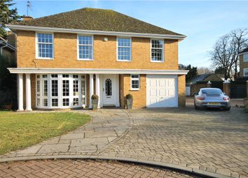 Thumbnail 5 bed detached house for sale in Belle Vue Close, Staines Upon Thames, Middlesex