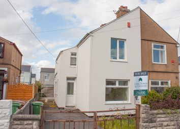Thumbnail 2 bed semi-detached house for sale in Kings Road, West Park, Plymouth