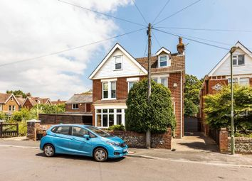 Thumbnail 5 bed detached house for sale in Beach Road, Emsworth