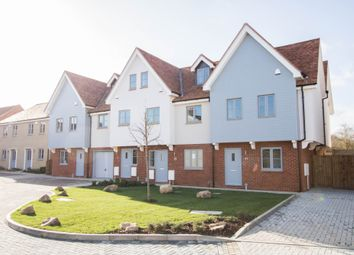 Thumbnail 2 bed end terrace house for sale in Mill View, London Road, Great Chesterford, Saffron Walden