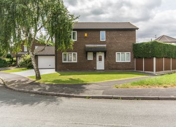 Thumbnail 4 bed detached house for sale in Mallory Walk, Dodleston, Chester