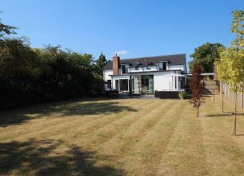 Thumbnail 4 bed detached house for sale in Swardeston Lane, East Carleton, Norwich