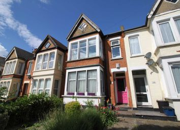 Thumbnail 2 bedroom flat to rent in Leamington Road, Southend-On-Sea