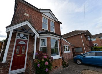 Thumbnail 4 bed detached house to rent in Coxford Road, Southampton