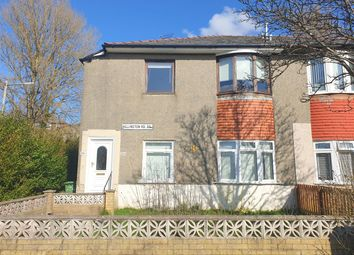 Thumbnail 3 bed flat to rent in Hillington Road South, Glasgow